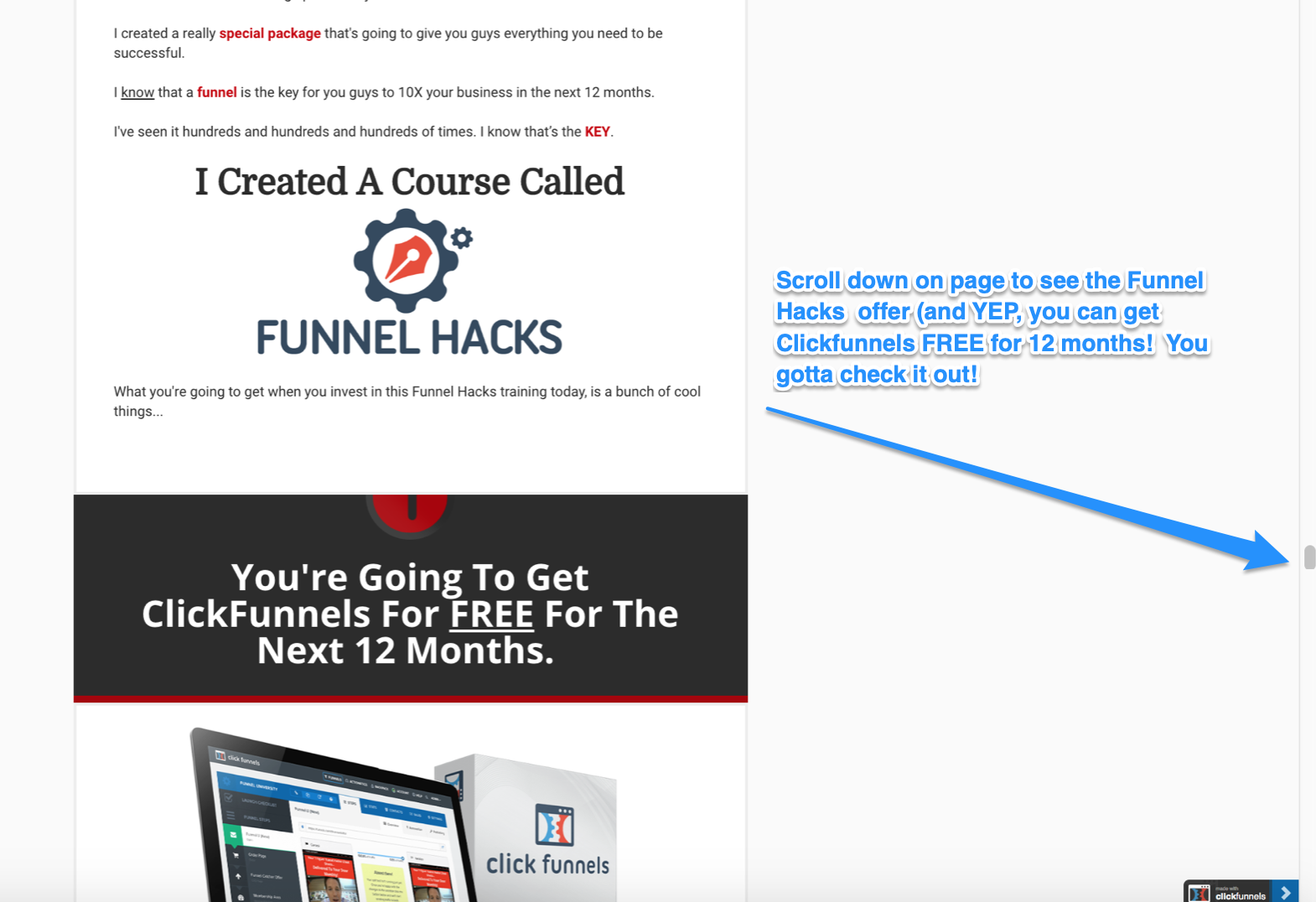 funnel hacks review update