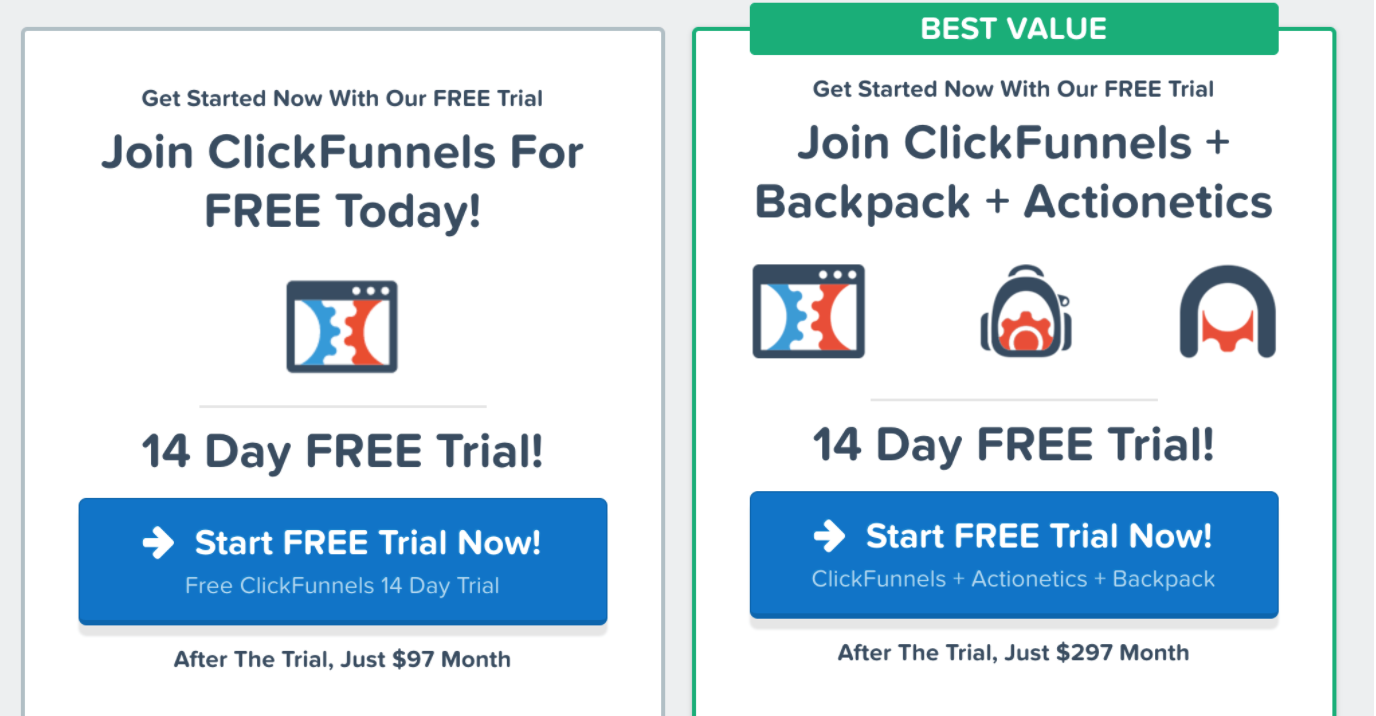 How Clickfunnels 60 Day Trial can Save You Time, Stress, and Money.